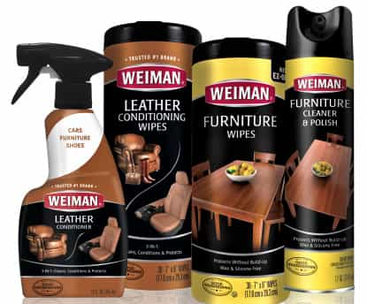 weiman leather oil