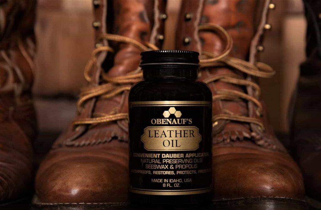 Obenauf Leather Oil