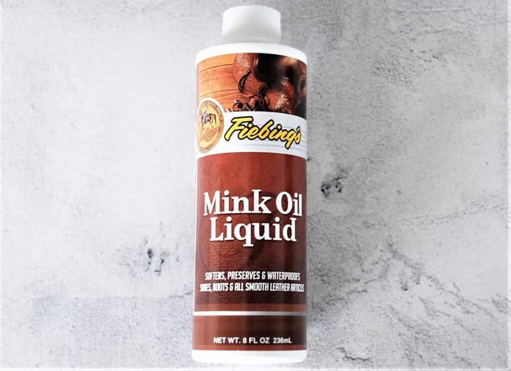 Fiebings Mink Oil
