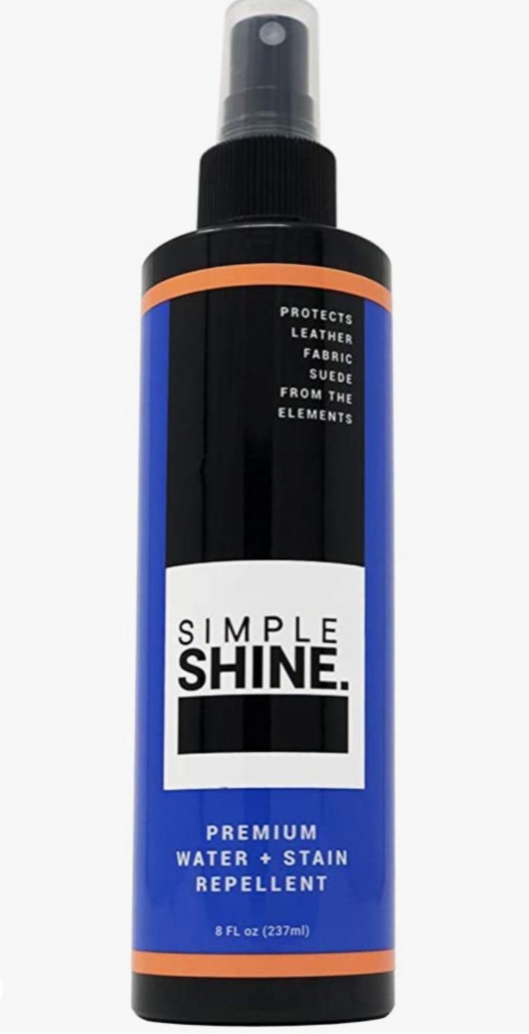 Premium Water Repellent Spray